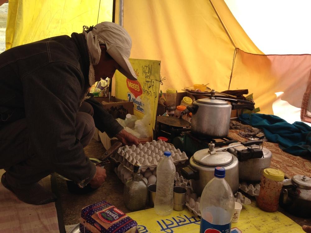 Kitchen Tent