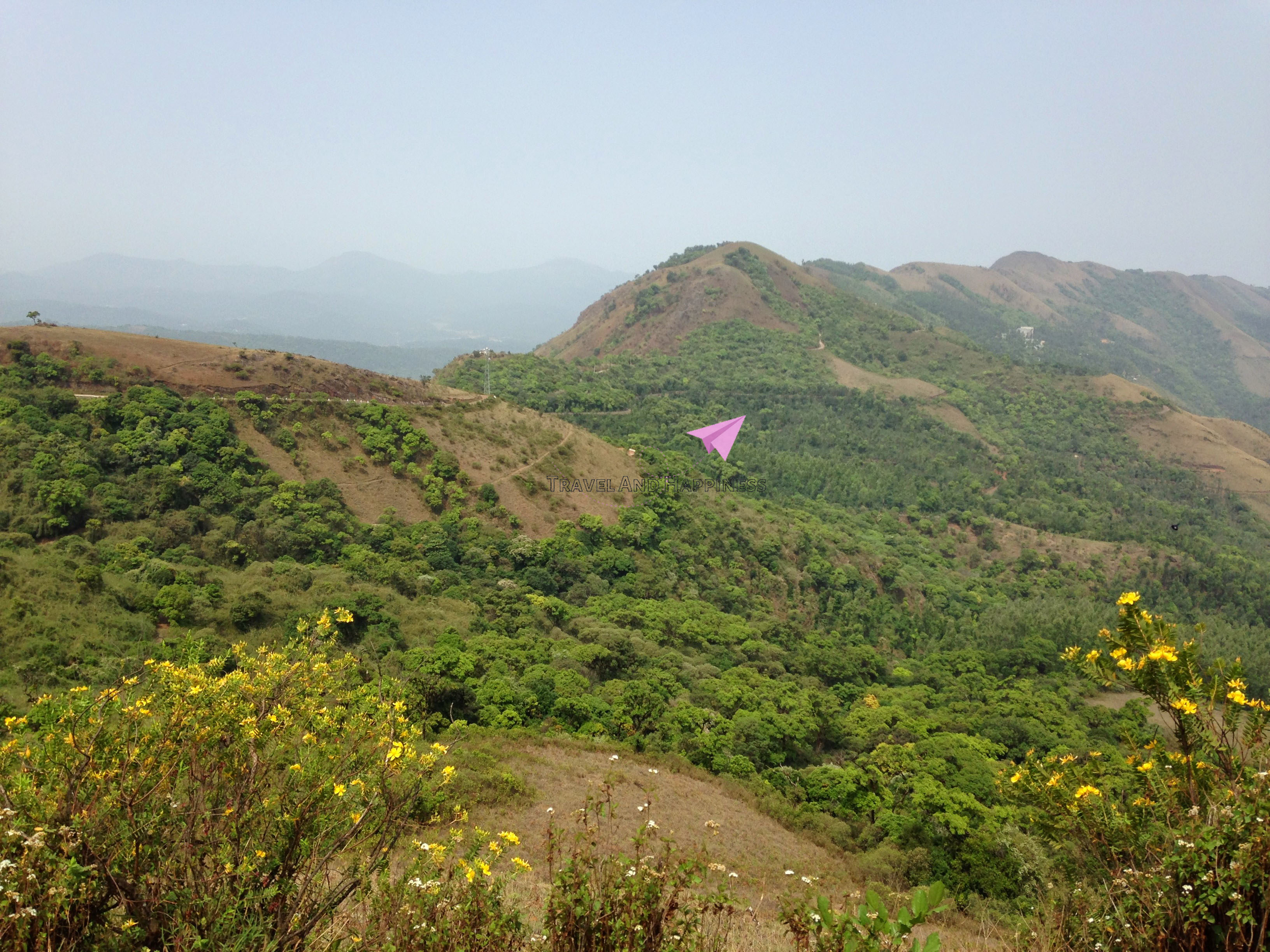 4. Western ghats in Karnataka