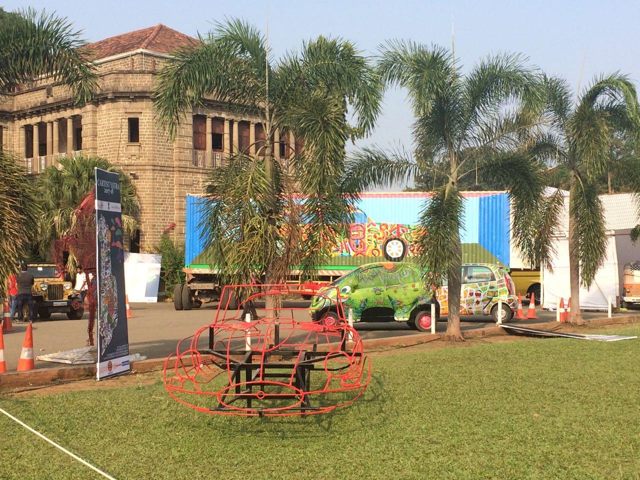 Art festival Pune