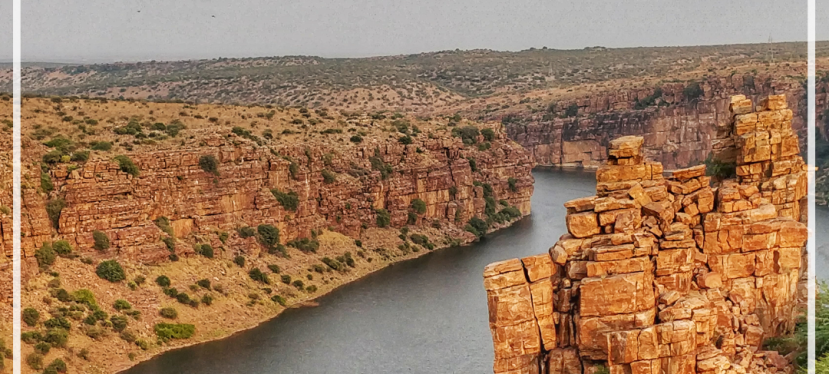 Gandikota: Of Rocks, River And 'Gorge'ous Views