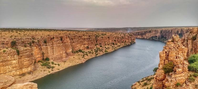 Gandikota: Of Rocks, River And 'Gorge'ous Views
