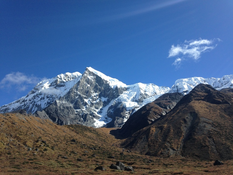 Kanchenjunga Mountain Range