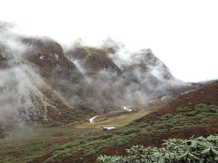 Misty Mountains: Goechala Trek