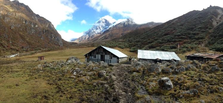 Trekker's hut at Thansing: Goechala Trek