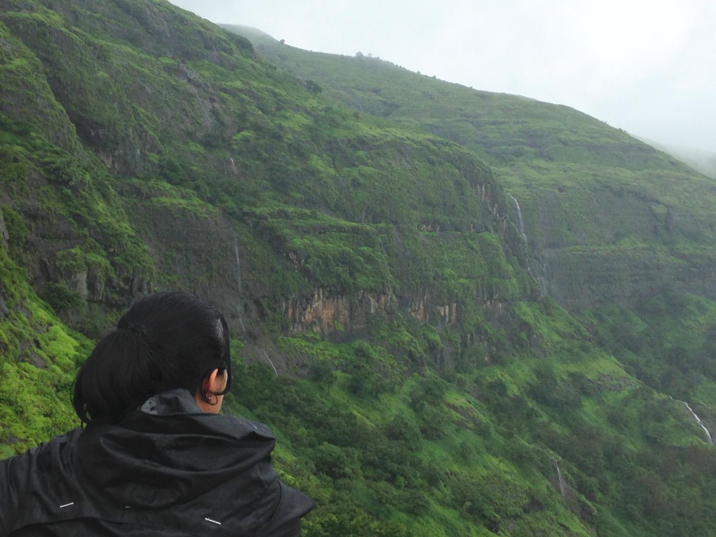 Emerald hills of Western Ghats