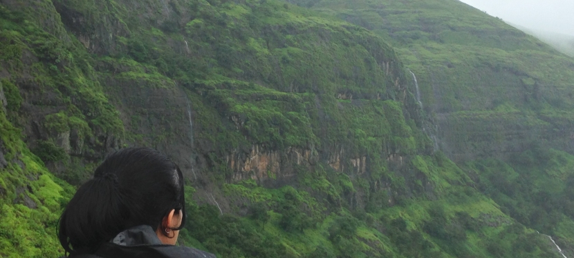 Monsoon Trek To Kalsubai – The  Highest Peak In Maharashtra