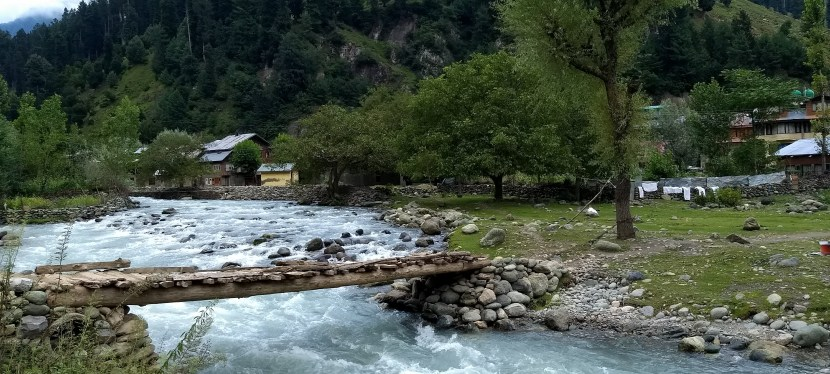 Memories From Pahalgam: A Beautiful Town In Kashmir