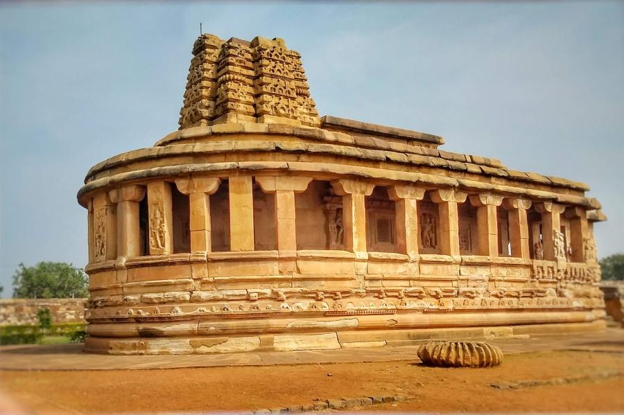 Durg Temple Aihole