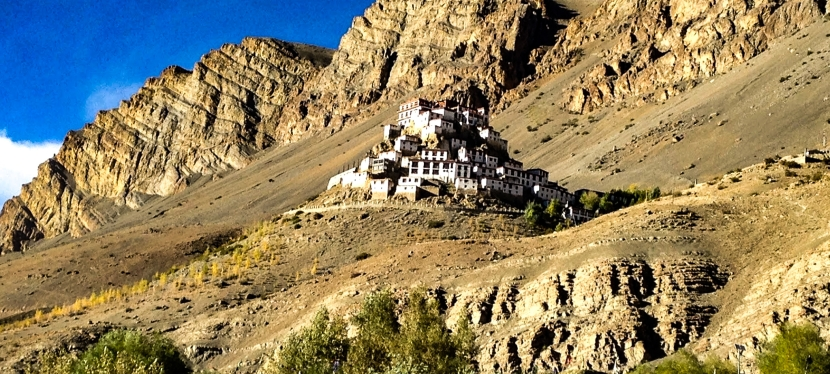 Reminiscing the visit to Ki Monastery in Spiti Valley of Himachal