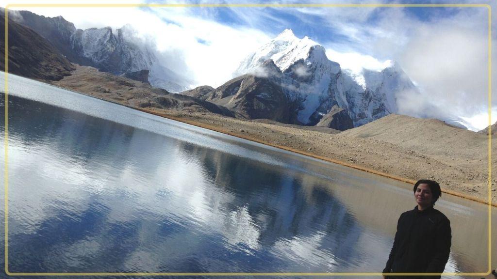 Gurudongmar Lake North Sikkim